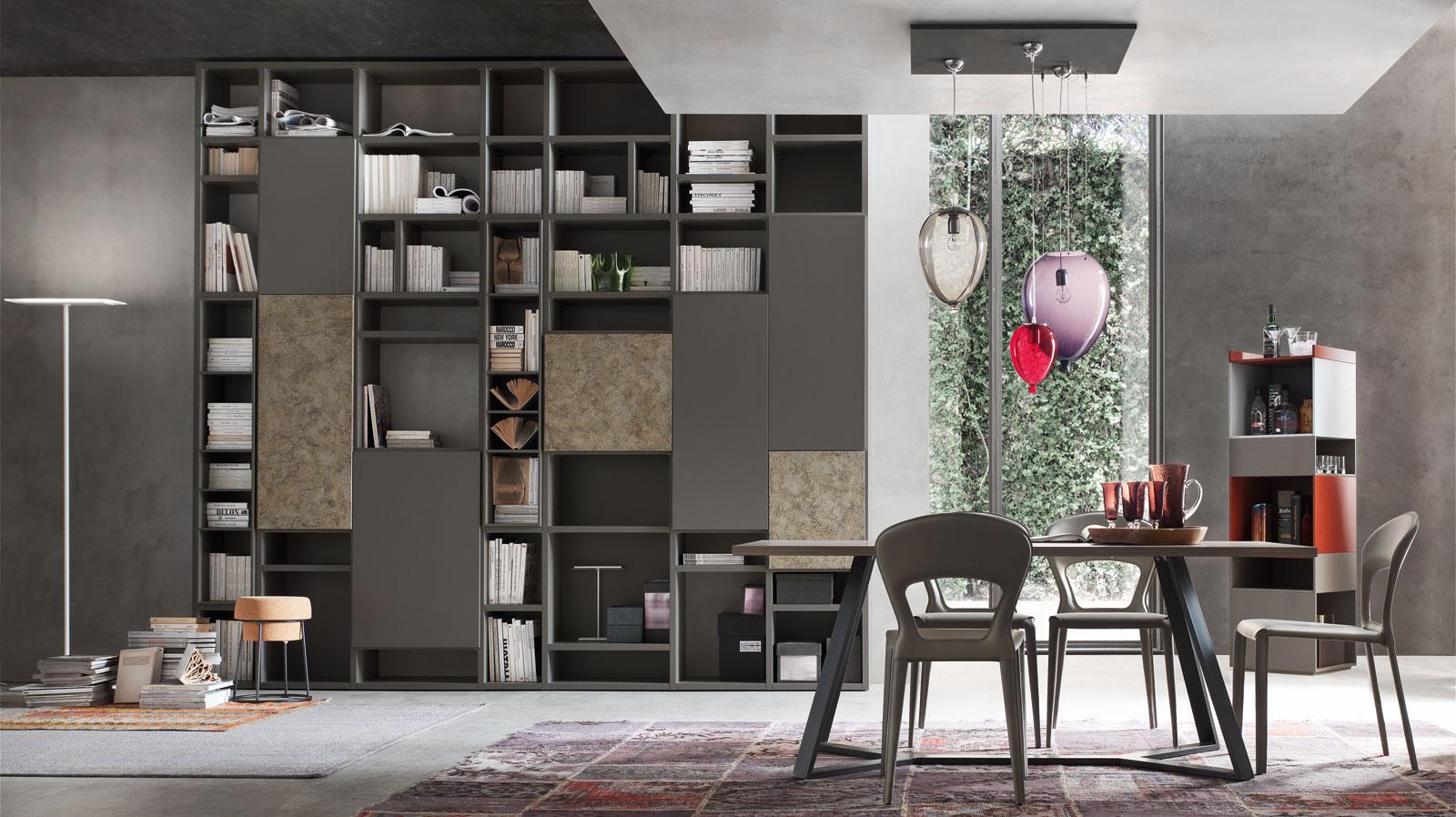 Ameublement zone jour et zone nuit de design orme for Sito arredamento design