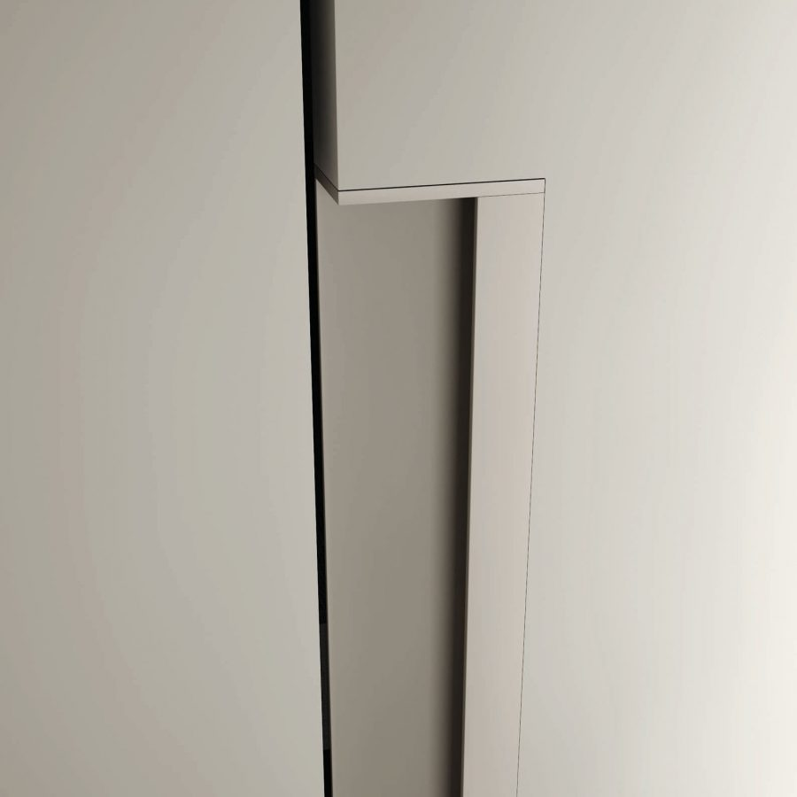 Filo 120 hinged door Orme