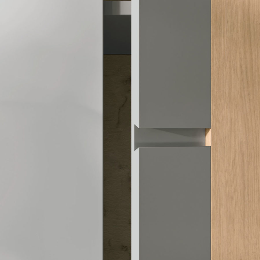 Tela hinged door Orme