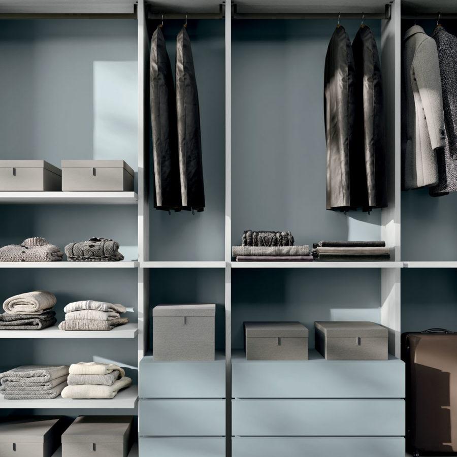 Flexi walk-in closet Orme